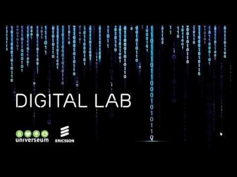Lärarhandledning Digital Lab – Avsnitt 1
