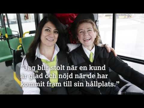 Skånetrafiken: Bussförarens dag den 18 mars