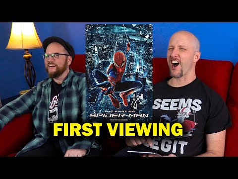 The Amazing Spider-Man - First Viewing
