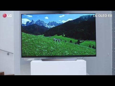 LG OLED E8 - Suomi