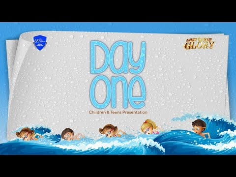 RCCG HOLY GHOST CONVENTION 2021 - DAY 1 CHILDREN & TEENS PRESENTATION