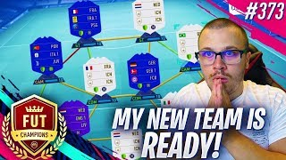 FIFA 19 MY NEW SQUAD FOR FUT CHAMPIONS IS ACTUALLY REALLY GOOD!