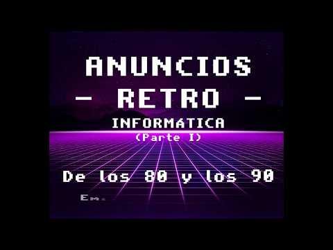 Anuncios / Publicidad Informática (retro) en España de los 80 y 90 - Parte I