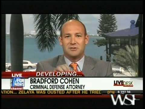 Florida Federal Lawyer Bradford Cohen