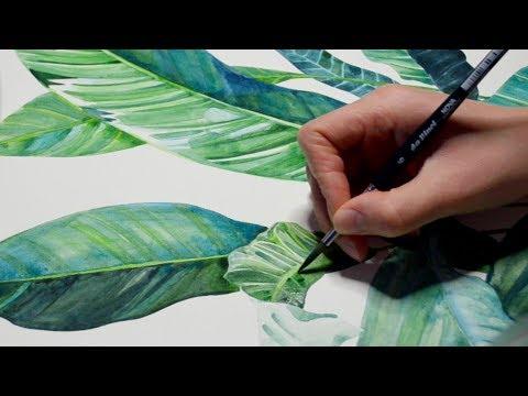 Painting Process //