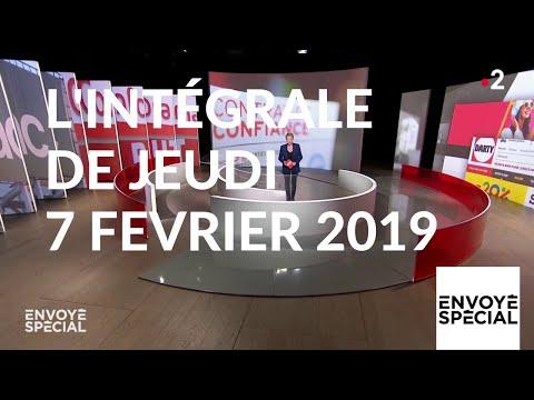 nouvel ordre mondial | Envoyé spécial de jeudi 7 février (France 2)