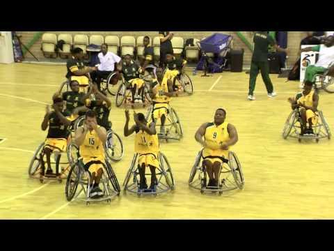 Sasol Amawheelaboys| U23 African Championship Qualifiers| Finals