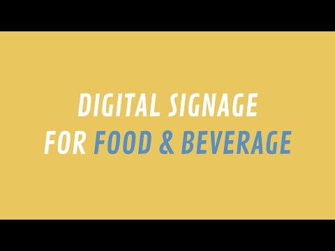 ScreenScape Digital Signage For Your Restaurant or Lounge