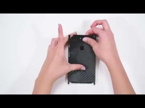 Slickwraps iPhone 7 Plus Installation Video