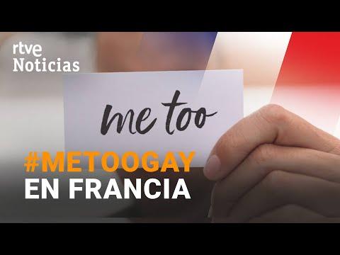 El movimiento #METOOGAY se extiende en FRANCIA | RTVE Noticias