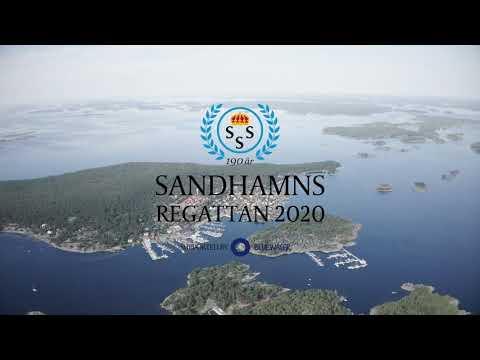 Sandhamnsregattan by Bluewater