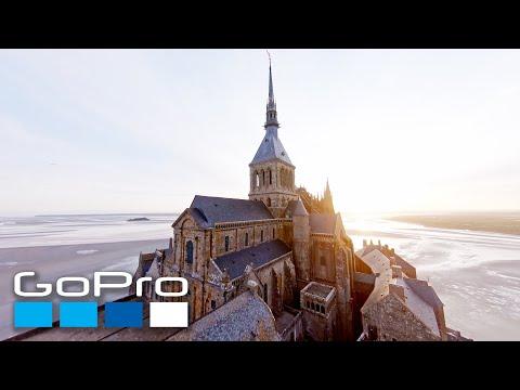 GoPro Awards: Medieval Castle FPV through Mont Saint-Michel