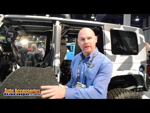 Bedrug Jeep Headliners