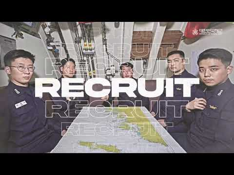 대한민국 해군 잠수함 승조원에 도전하세요😎 [30초 모션그래픽]