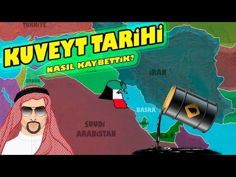 Petrol Zengini KUVEYT'İ Nasıl Kaybettik? || Kuveyt Tarihi (Hızlı Anlatım)