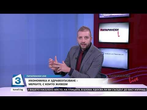 """""""Патарински LIVE"""" на 30.04.2020 г.: Гост е депутатът от НФСБ Йордан Апостолов"""