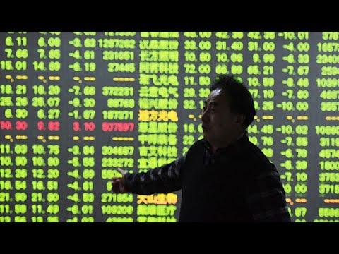 MSCI China Enters Bear Market