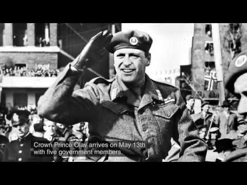 The three Norwegian liberation kings - dokumentary film