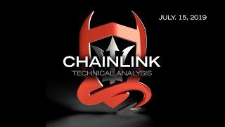 Chainlink Technical Analysis (LINK/BTC) : Trading Green Bananas...  [07.15.2019]
