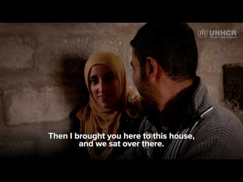 Iraq: Mosul couple come home to ruins