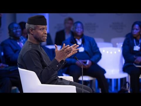 Davos 2017 - An Insight, An Idea with Yemi Osinbajo