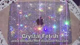 100% authentic 0b3af 7ebab 15 inch Macbook Pro Retina Display BLING Case by Crystal Fetish ...
