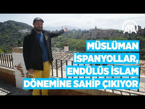 Müslüman İspanyollar, Endülüs İslam döneminin yok edilen mirasını canlandırmaya çalışıyor