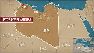 Libya's warlord Haftar wages war for power control | BuzzFresh News