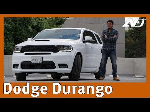 Dodge Durango - No es para familias veganas