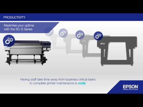 Why Epson for Signage?
