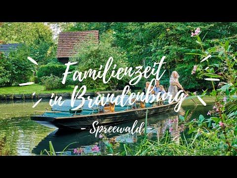 #Familienzeit in Brandenburg: Der Spreewald