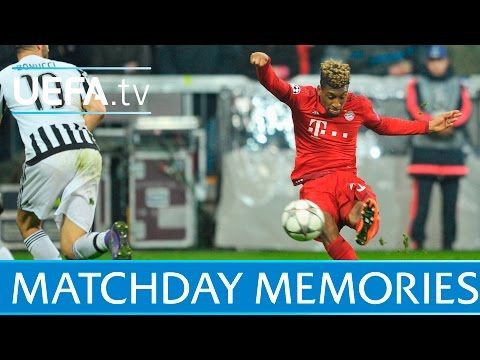 Ronaldo, Messi, Henry and more: UEFA Champions League round of 16 memories