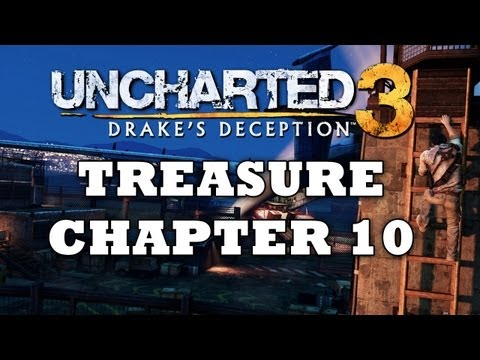 Uncharted 3 Treasure Locations: Chapter 10 [HD] - UCKy1dAqELo0zrOtPkf0eTMw