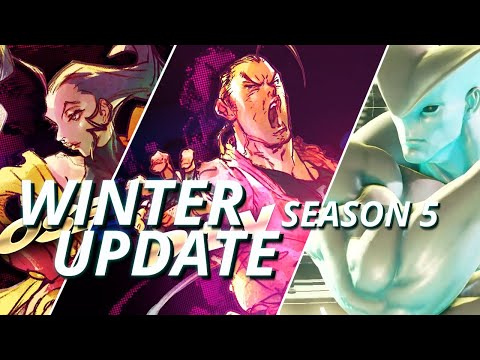 V shift just changed everything we know about Street Fighter 5