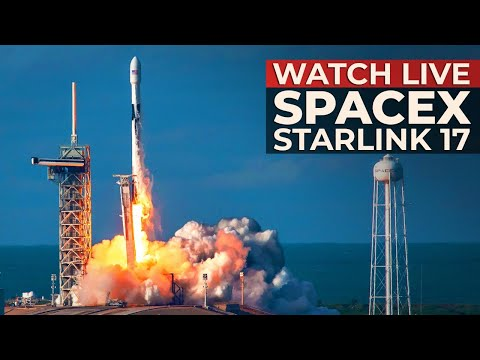 WATCH: SpaceX Falcon 9 launch of 60 Starlink satellites from LC-39A