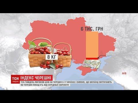 Журналісти ТСН.Тижня провели черешневу інспекцію Україною