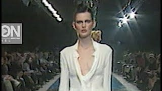 YOHJI YAMAMOTO Spring Summer 1996 Paris - Fashion Channel