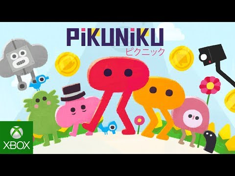Pikuniku - Launch Trailer