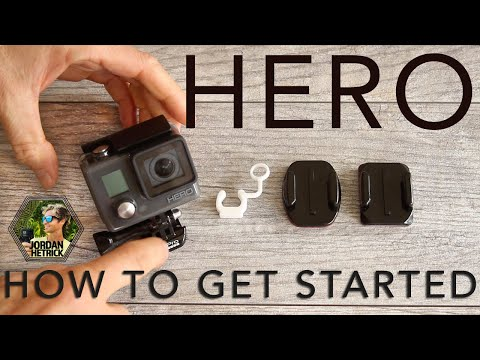 GoPro HERO Tutorial: How To Get Started - UCaLCRvvau4acqQ4eLGZUywA
