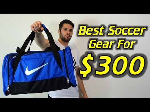 Best Soccer/Football Gear for $300 - What's In My Soccer Bag? - UCUU3lMXc6iDrQw4eZen8COQ