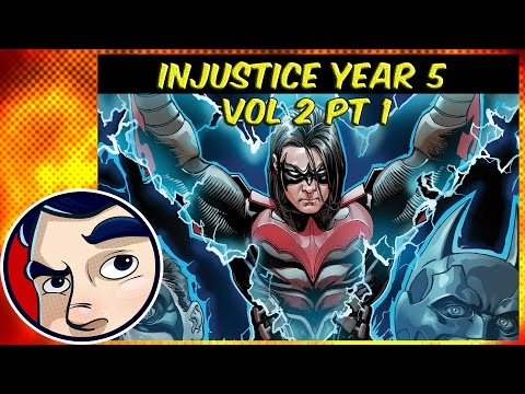 Injustice Year 5 PT 2 (Superman VS Bizarro) | Comicstorian - UCmA-0j6DRVQWo4skl8Otkiw