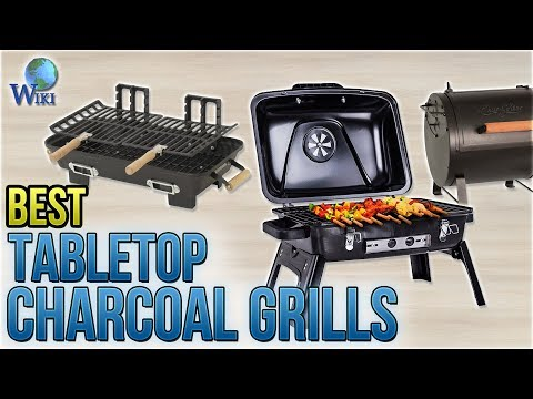 10 Best Tabletop Charcoal Grills 2018 - UCXAHpX2xDhmjqtA-ANgsGmw