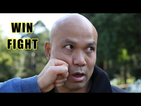 How to win a street fight | Master Wong