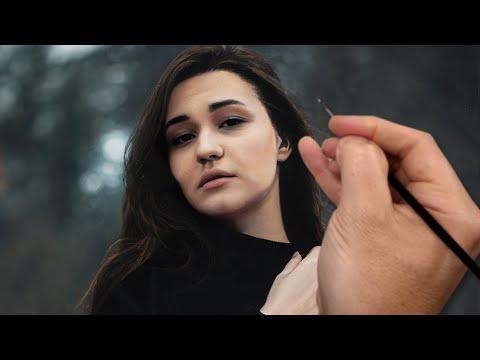 Painting a realistic Portrait | Timelapse | Episode193