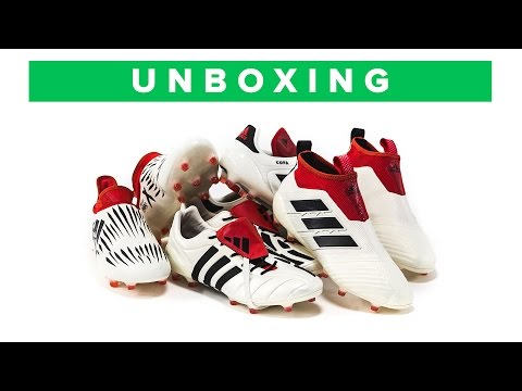 best authentic 2ecaa e7385 adidas Champagne Pack - Predator Mania  ACE 17+ Purecontrol unboxing