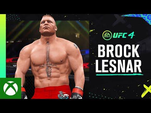 Brock Lesnar Reveal Trailer   EA SPORTS UFC 4