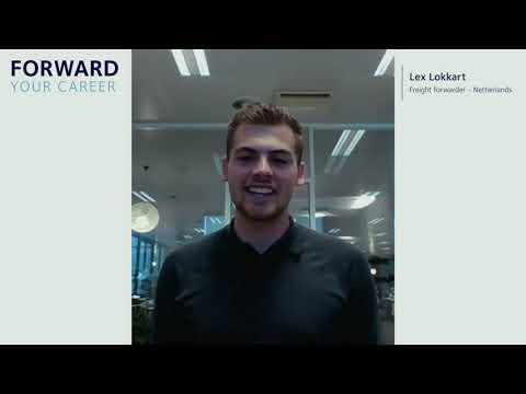 We are all forwarders: Lex Lokkart, freight forwarder