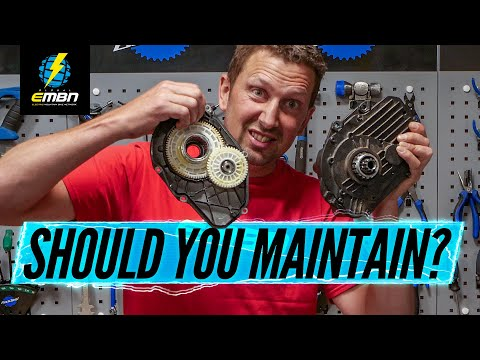 5 Signs Your Motor Needs Maintaining | E-MTB Maintenance