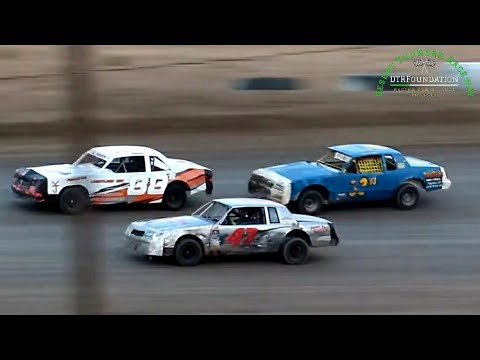 Desert Thunder Raceway  Hobby Stock Main Event 6/26/21 - dirt track racing video image