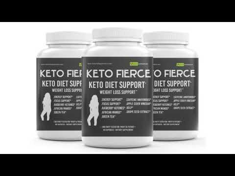 KETO FIERCE – Keto Weight Loss Supplements Caffeine Benefits
